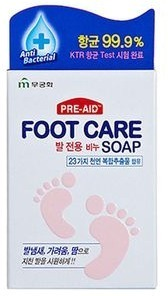 Mukunghwa Foot Care Soap.