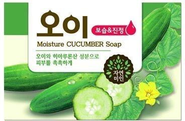 Mukunghwa Moisture Cucumber Soap
