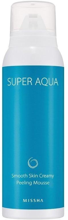 Missha Super Aqua Smooth Skin Peeling Mousse фото