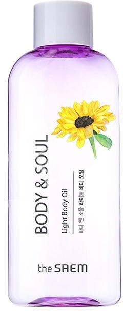 The Saem Body And Soul Light Body