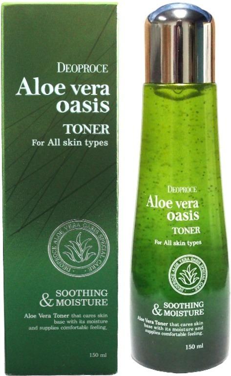Deoproce Aloe Vera Oasis Toner