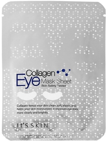 Its Skin Collagen Eye Mask Sheet фото
