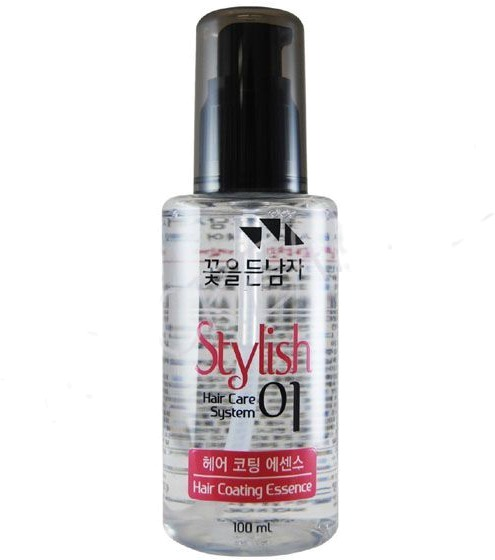 Flor de Man Hair Care System Stylish Hair Coating Essence фото