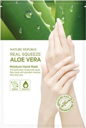 Nature Republic Real Squeeze Aloe Vera Moisture