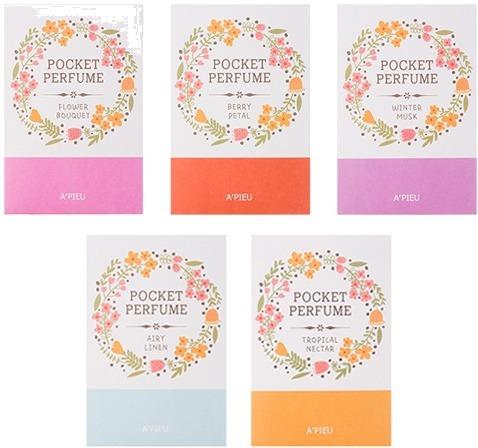 APieu Pocket Perfume