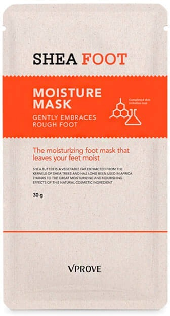 Vprove Shea Foot Moisture Mask