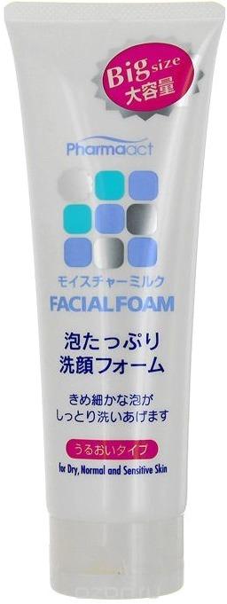 Kumano Cosmetics Pharmaact Facial Foam