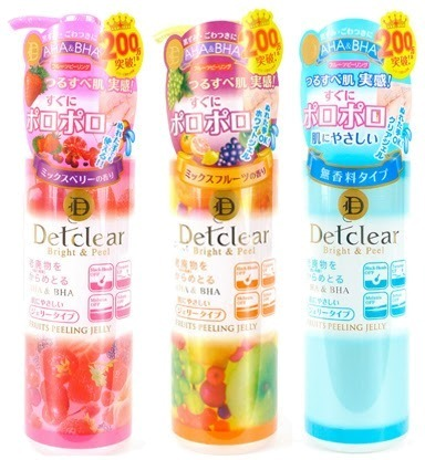 Meishoku Detclear Bright And Peel Aha