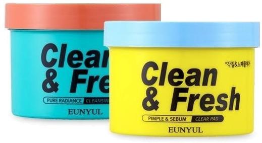 Eunyul Clean And Fresh Clear Pad -  Для лица