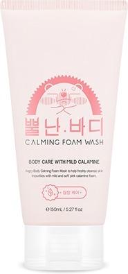 APieu Angry Body Calming Foam Wash