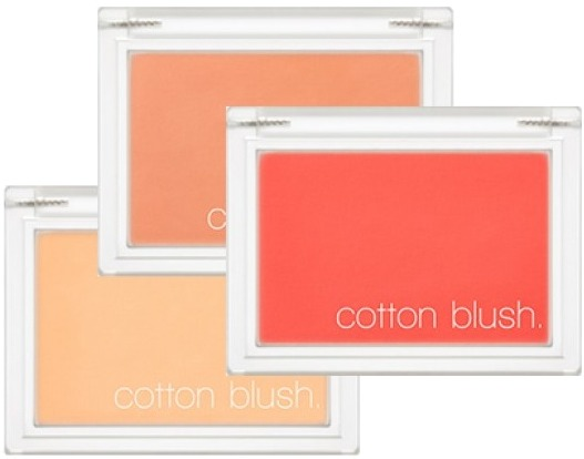 Missha Cotton Blusher