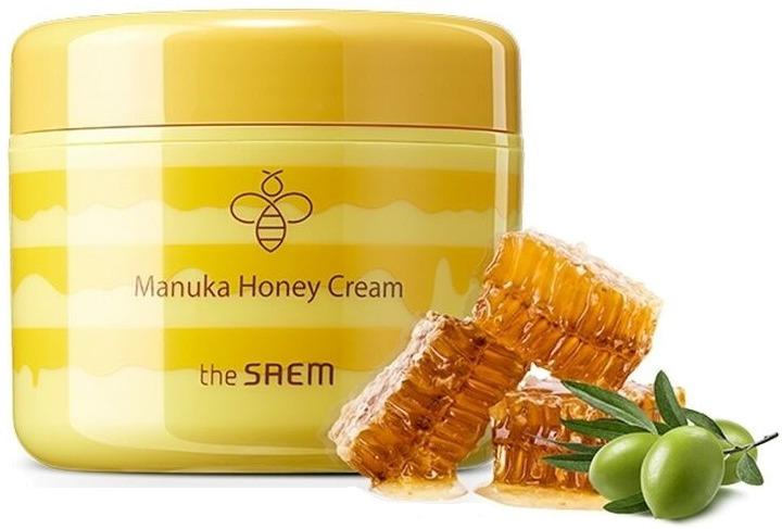 Купить The Saem Care Plus Manuka Honey Cream