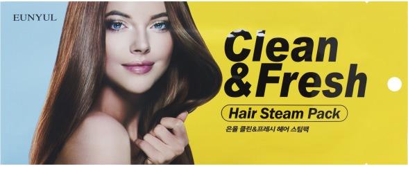 Eunyul Clean and Fresh Hair Steam Pack