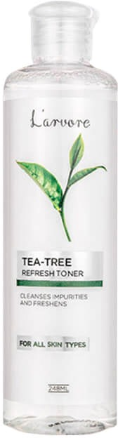 Larvore TeaTree Refresh Toner