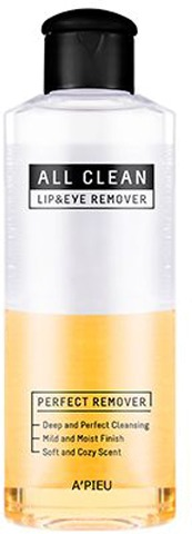 Купить APieu All Clean Lip and Eye Remover Calendula, A'Pieu