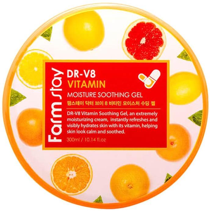FarmStay DRV Vitamin Moisture Soothing Gel фото