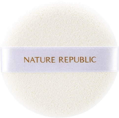 Nature Republic Beauty Tool Elastic Carron Puff