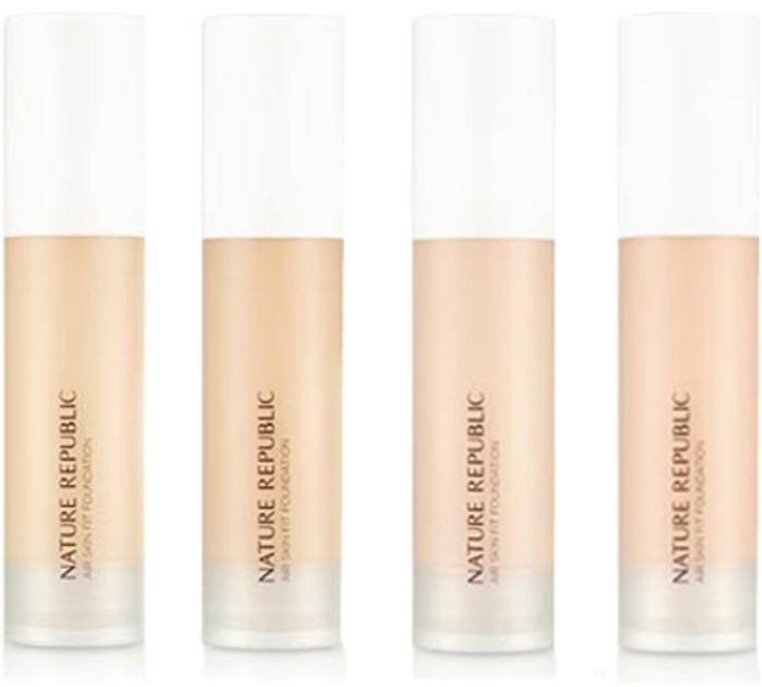 Nature Republic Provence Air Skin Fit Foundation