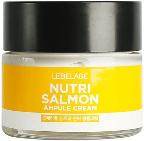 Купить Lebelage Ampule Cream Nutri Salmon