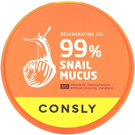 Consly Snail Mucus Regenerating Gel фото