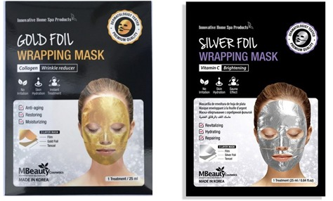 MBeauty Foil Wrapping Mask фото