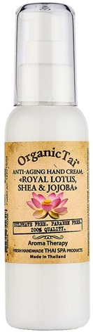 Organic Tai AntiAging Hand Cream