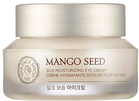 The Face Shop Mango Seed Silk Moisturizing Eye Cream  - Купить