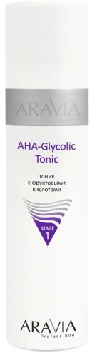 Aravia Professional AHA Glycolic Tonic фото