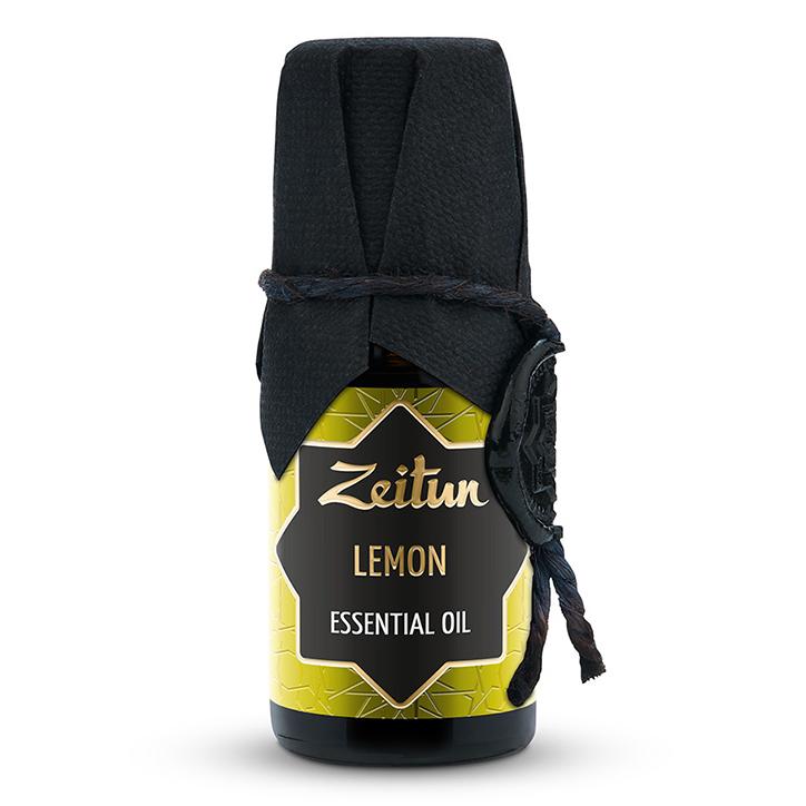 Zeitun Lemon Essential Oil