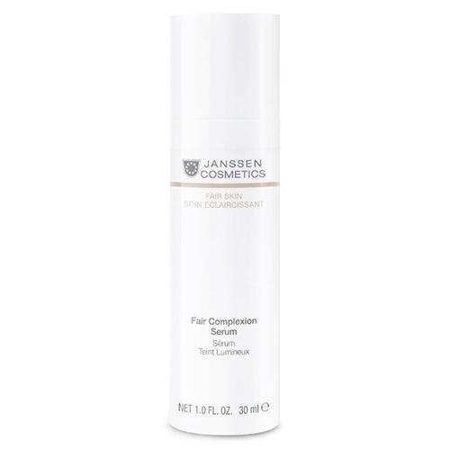 Купить Janssen Cosmetics Fair Skin Fair Complexion Serum