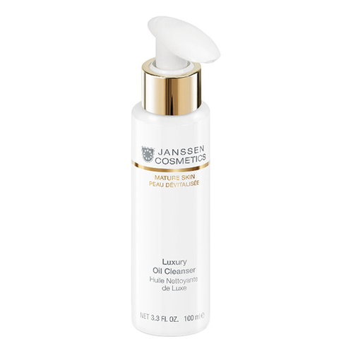 Janssen Cosmetics Mature Skin Luxury Oil Cleanser