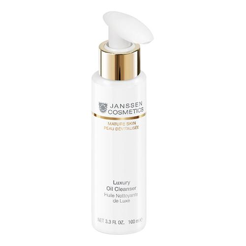 Janssen Cosmetics Mature Skin Luxury Oil Cleanser