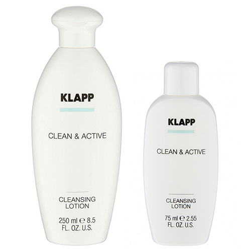 Klapp Clean And Active Cleansing Lotion фото