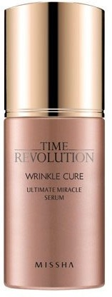 Missha Time Revolution Wrinkle Cure Ultimate Serum