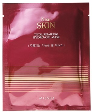 Missha Near Skin Total Repairing Hydro Gel Mask фото