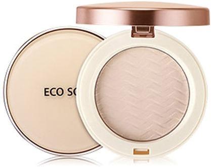 The Saem Eco Soul Spau Skin Finish SPF PA