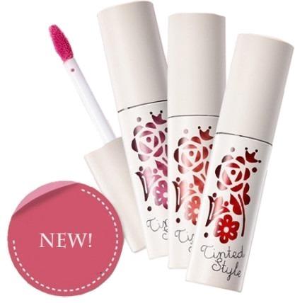 Shara Shara Tinted Style Lip Gloss