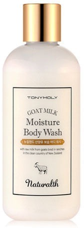 Tony Moly Naturalth Goat Milk Moisture Body