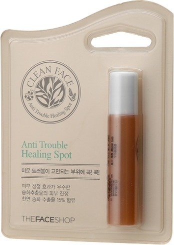 The Face Shop Clean Face Anti Trouble