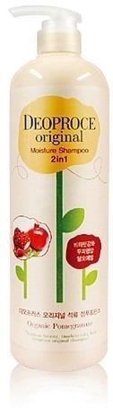 Deoproce Original Moisture in Shampoo Pomegranate фото
