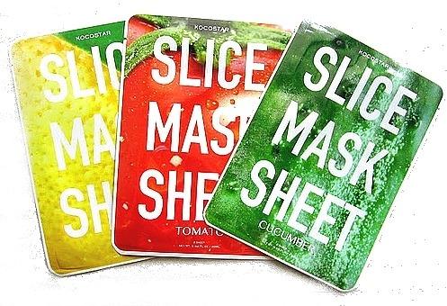 Kocostar Slice Mask Sheet фото