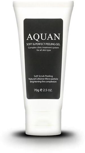 Anskin Aquan Soft amp Perfect Peeling Gel фото