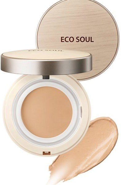 The Saem Eco Soul Cover Stay Foun