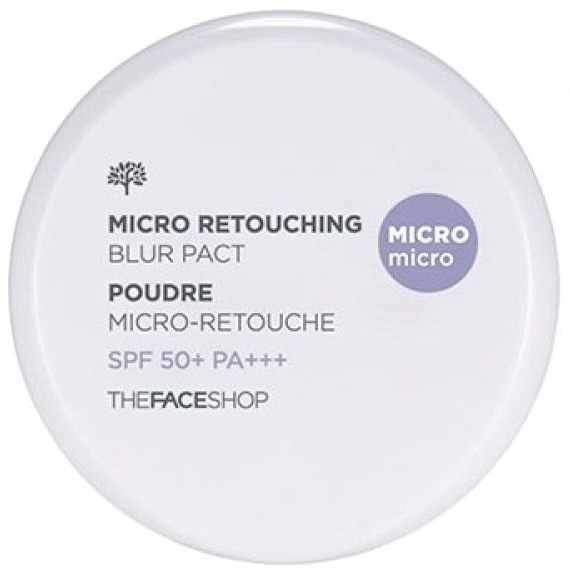 The Face Shop Micro blur pact spf