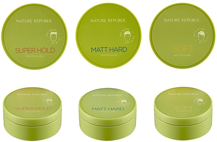 Nature Republic Herb Styling Wax