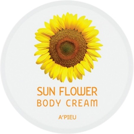 APieu Body Cream Sun Flower