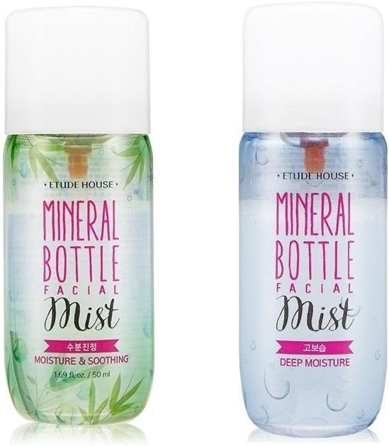 Etude House Mineral Bottle Facial Mist фото