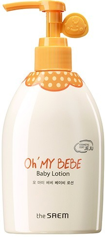 The Saem Oh My Bebe Baby Lotion