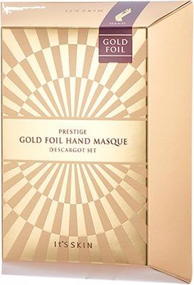 Its Skin Prestige Gold Foil Hand Masque