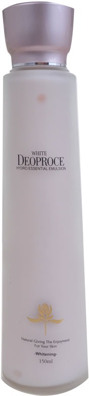 Deoproce White Hydro Essential Emulsion фото